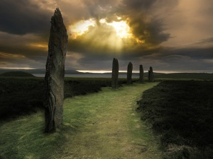 Ring of Brodgar, Orkney Islands, Scotland, 2005